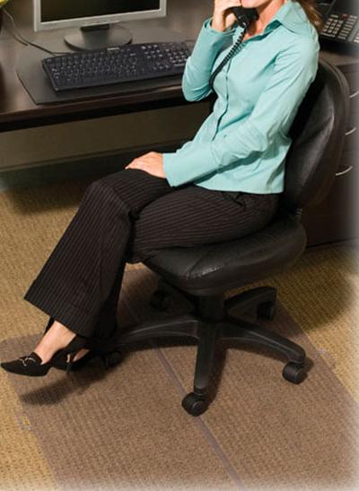 antistatic desk chair mats