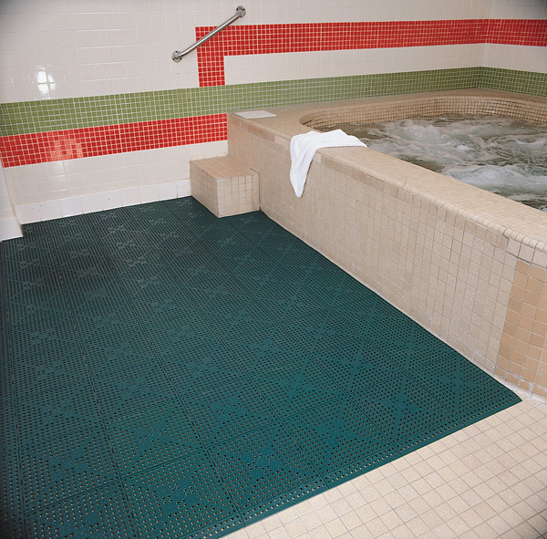 Turtle Tile Shower Mats Are Locker Room Mats Pool Mats