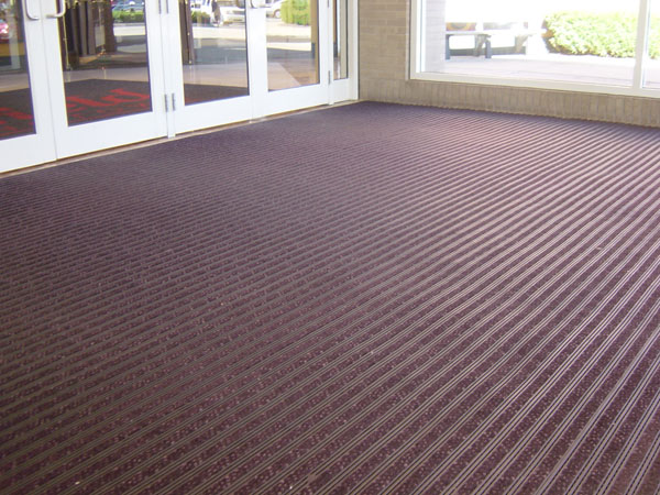 Discount Carpet Tiles >> Ultra Entry Recessed Roll Matting is Ultra Entry Matting