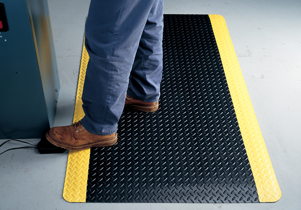 ultrasoft diamond plate anti-fatigue mats are anti fatigue mats