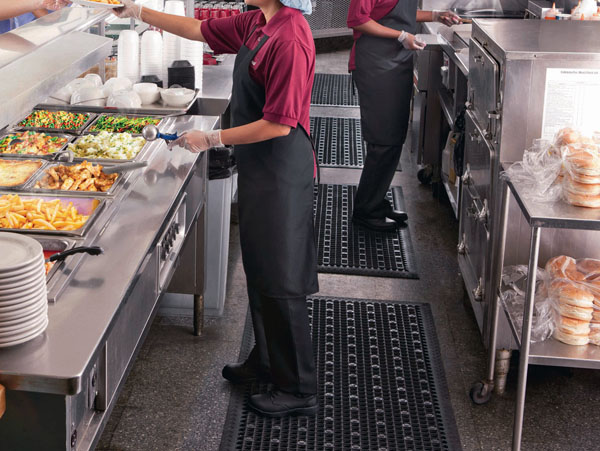 Restaurant Kitchen Rubber Mats suction backed kitchen mats are restaurant kitchen mats