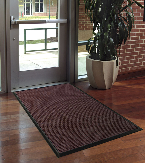 Entrance mats floor entrance mats for Wood floor mat