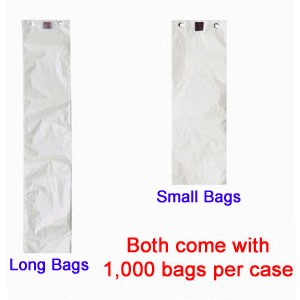 Wet Umbrella Bag Stand Dispenser Single Wrer