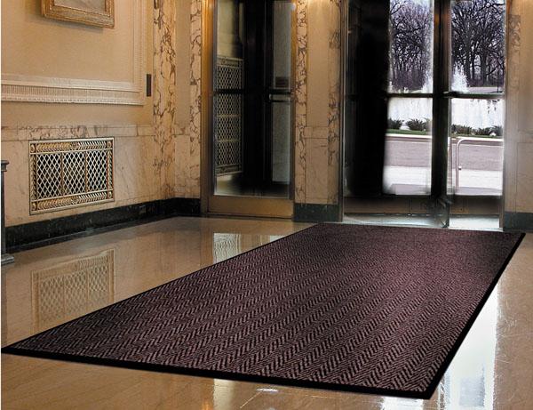 Chevron Entrance Mats Are Entrance Floor Mats By American