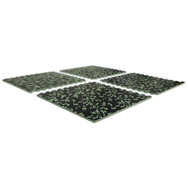 Softcamo Interlocking Tiles Are Interlocking Floor Mats