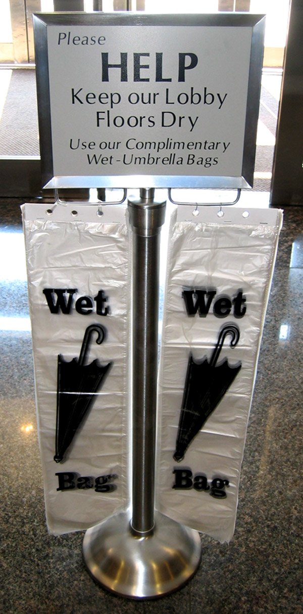 Wet Umbrella Bag Stands Are Umbrella Bag Holders And Wet