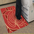 Pre-Designed Chair Mats - Carpeted Surfaces