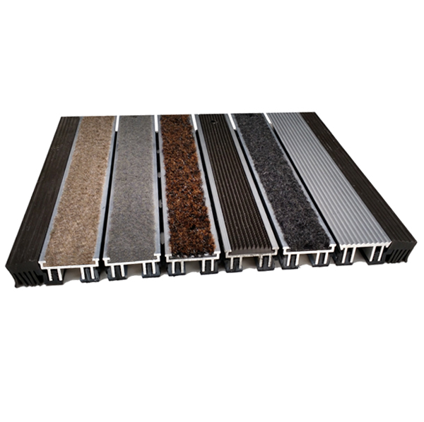 Recessed Grille Mats Are Aluminum Metal Mats American
