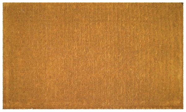 plain coir door mats large
