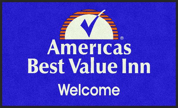 Americas Best Value Inn Custom Floor Mats And Entrance