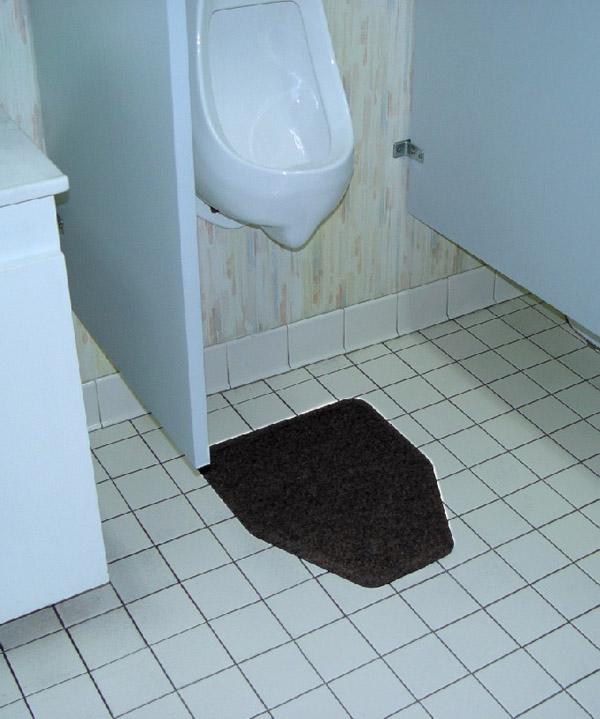 Bathroom Urinal bathroom mats and urinal mats