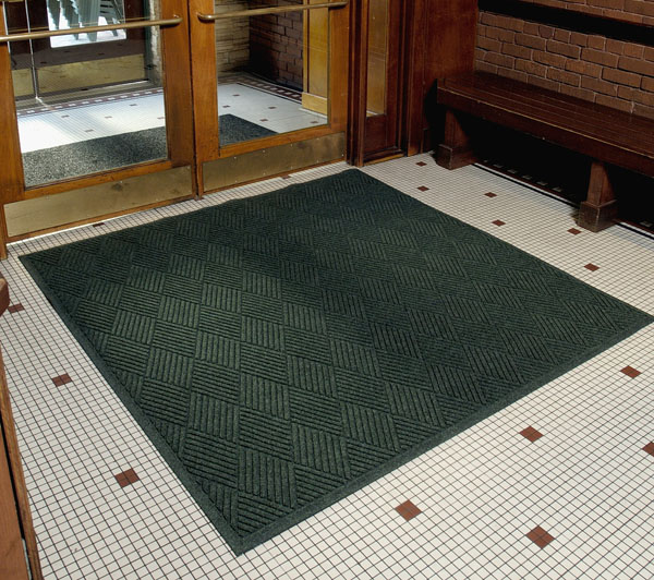 Waterhog Premier Eco Entrance Mats Are Recycled Entrance