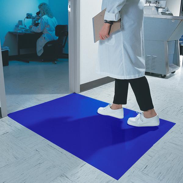 blue sticky mats, blue tacky mats | sticky mat supply