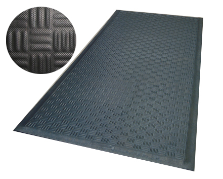 Locker Room Rubber Mat
