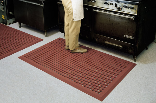 Comfort Zone Kitchen Mats are Rubber Kitchen Mats by American Floor Mats