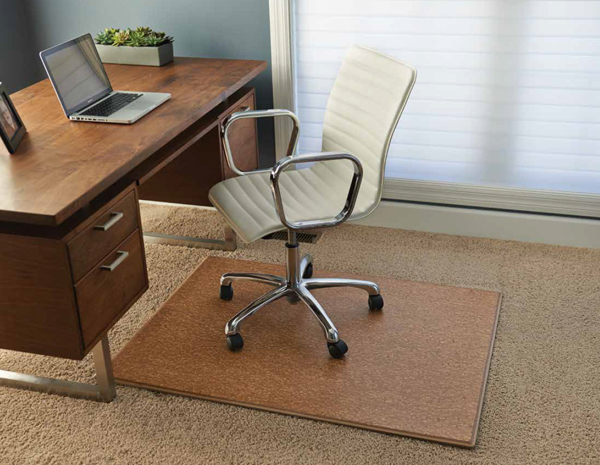 Cork Chair Mats & Cork Chair Mats are Cork Desk Chair Mats by American Floor Mats