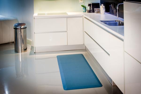 Designer Soft Grain Kitchen Mats Are Kitchen Floor Mats By