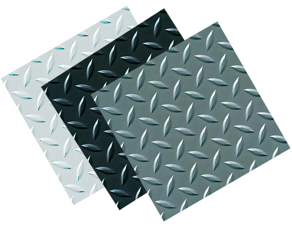 Diamond tread garage tiles and peel stick diamond tread for 12x12 roll up garage door