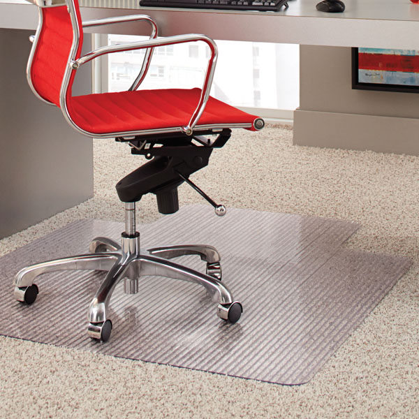 Dimensions Linear Chair Mats by American Floor Mats