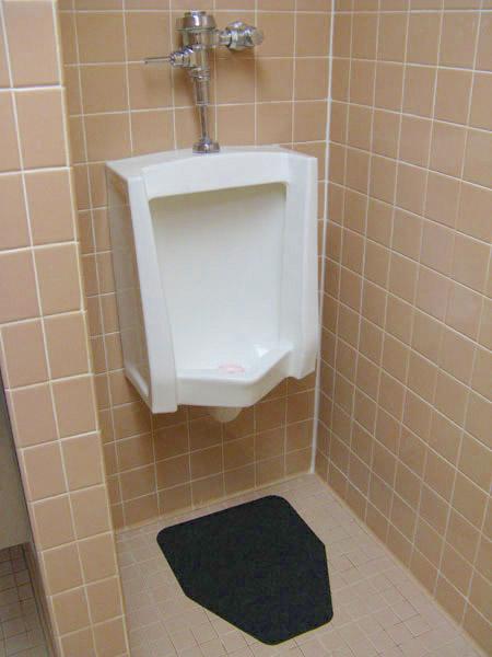 DesignStep Disposable Urinal Mats