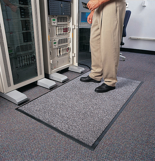 Static Mat For Office : Esd anti static carpet are carpeted mats by american