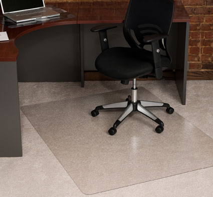 Environmentally Green Chair Mats Ecologically Safe Chair
