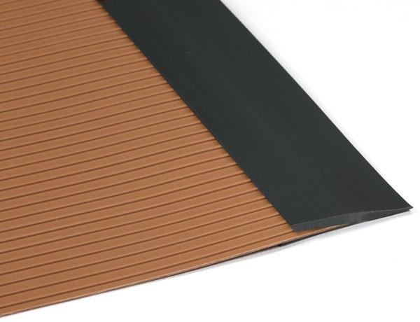 Garage Floor Matting Edge Trim By American Floor Mats