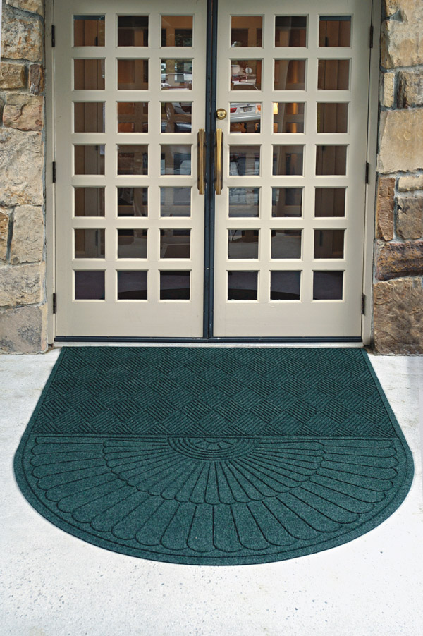 One End Grand Premier Waterhog Entrance Mats Are Entrance