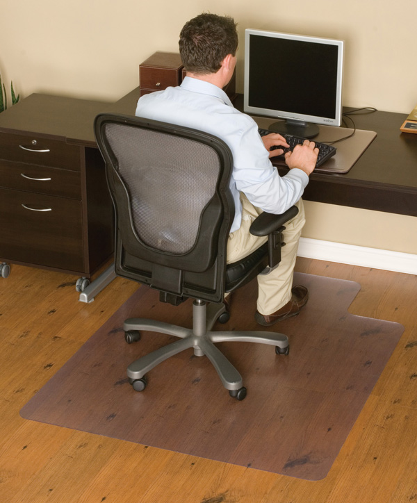 Merveilleux Chair Mats   Hard Surfaces