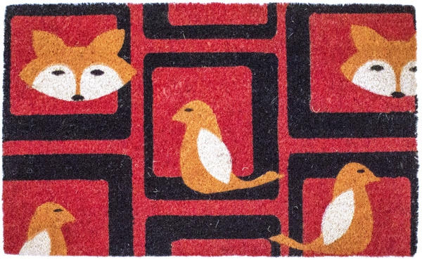 Foxy Non Slip Coir Doormats Are Doormats By American Floor