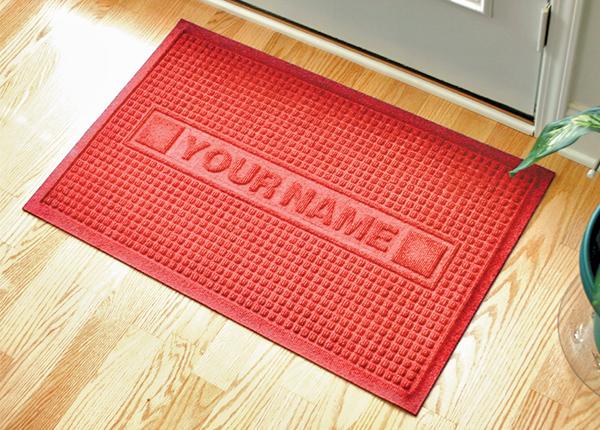 Personalized Waterhog Door Mats Are Personalized Door Mats By American Floor Mats