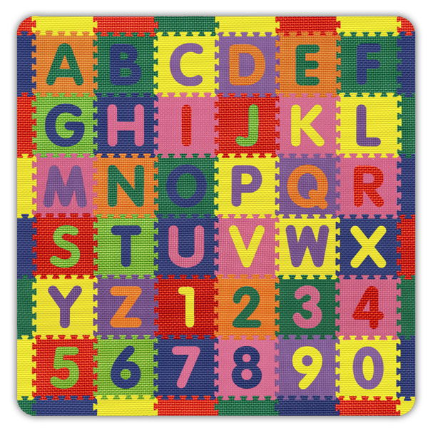 Play-Soft Interlocking Foam Tiles are Puzzle Mats by American Floor Mats