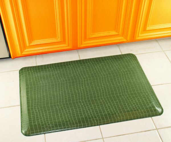 Discount Designer Alligator Kitchen Mats Are Kitchen Floor