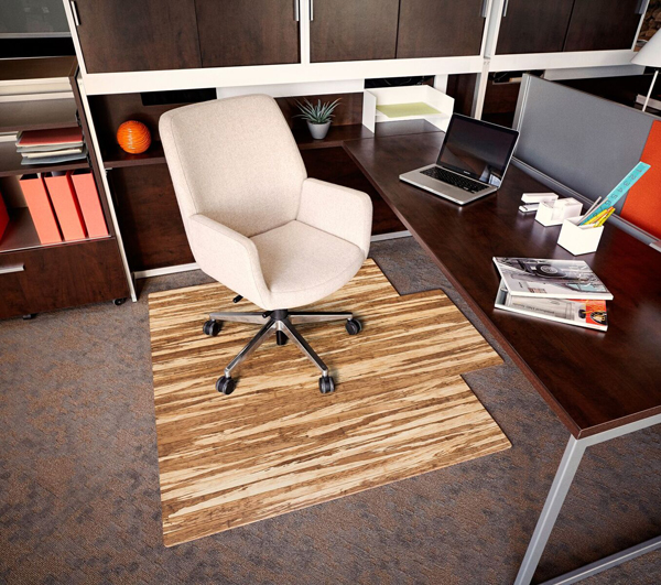 Stranded Bamboo Chair Mats