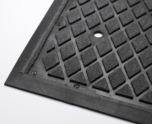 Traction Hog Mats Are Slip Resistant Mats By American