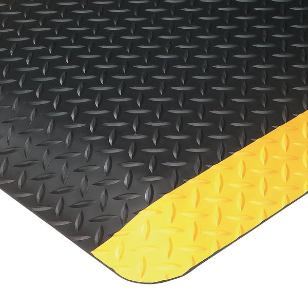 Attractive Kitchen Fatigue Floor Mat #17 - UltraSoft Diamond Plate Anti-Fatigue Mat