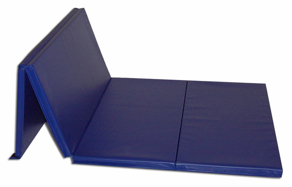 All purpose folding gym mats is foldable gym matting by american floor