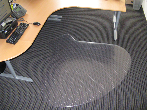 Carpet Mat For Desk Chair carpet protector office chair - carpet hpricot
