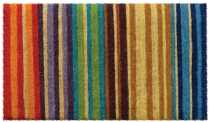 Rainbow Coir Door Mats
