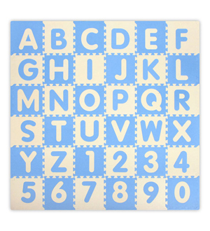 Baby Soft Interlocking Foam Tiles Are Puzzle Mats By