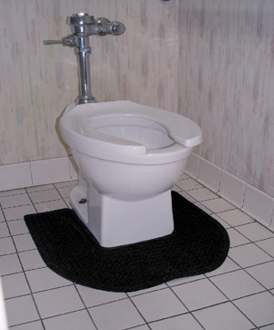 Bathroom Toilet Mats