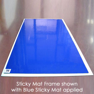 Clean Room Sticky Mat Frames