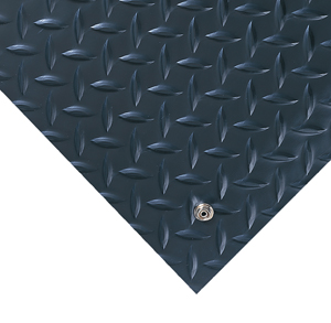 Diamond Plate Conductive Runner Mats