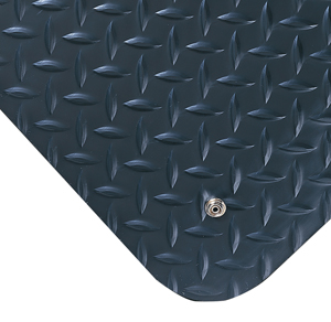 Electrically Conductive Diamond Plate Fatigue Mats