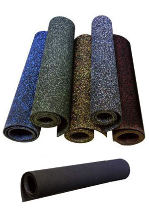 Everlast Gym Mats - Roll Matting