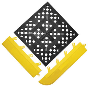 FIT Ergonomic Interlocking Drainage Floor Tiles
