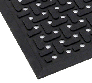 Rubber Drainage Matting
