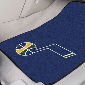 NBA Carpet Car Mats - Front Seats