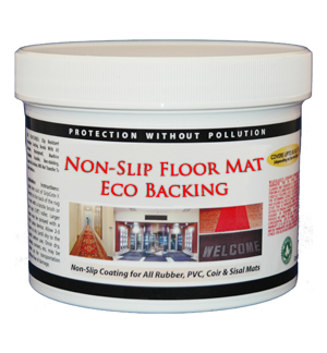 Non Slip Floor Mat Eco Backing Is A Floor Mat Traction