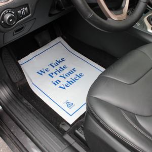 plastic car floor mats - Plastic Floor Mat